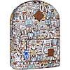 Рюкзак Bagland Молодежный (дизайн) 17 л. сублімація 176 (00533664)