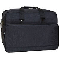 Дорожная сумка Bagland Рига 36 л. черный (0030370), фото 1