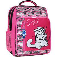 Рюкзак школьный Bagland Школьник 8 л. Черный 364 (0012870), фото 1