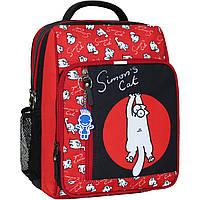 Рюкзак школьный Bagland Школьник 8 л. Черный 1к (0012870), фото 1