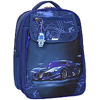 Рюкзак школьный Bagland Отличник 20 л. 225 синий 248к (0058070), фото 1