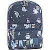 Рюкзак Bagland Молодежный mini 8 л. сублимация 220 (00508664)