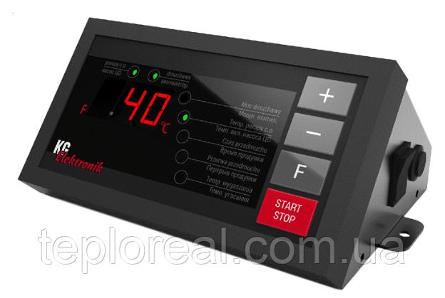 Автоматика для твердотопливных котлов KG Elektronik SP-30 PID (без датчика дымовых газов)