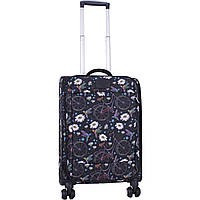 Женский дорожный чемодан G-SAVOR текстильный 4 колеса
