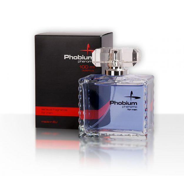 Духи с феромонами мужские Aurora PHOBIUM Pheromo for men, 100 мл