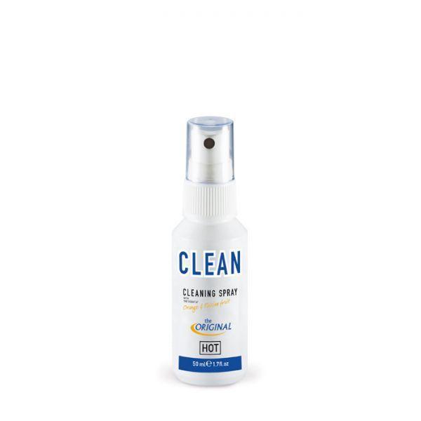 Очиститель для игрушек CLEAN с ароматом апельсина и тропических фруктов, 50 мл