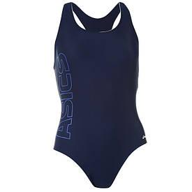 Женский купальник для плавания Asics Paola синий