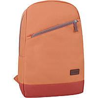 Рюкзак Bagland Amber 15 л. рыжий/кирпич (0010466), фото 1