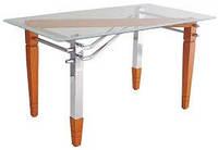 Стеклянный стол LB-220