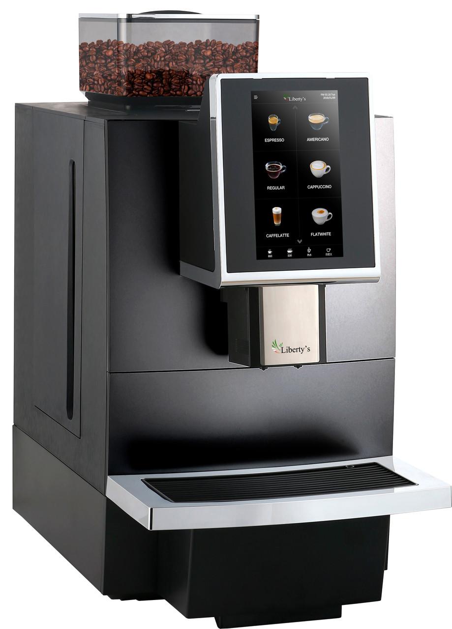 Кофемашина Dr. Coffee Liberty`s F12 M Plys-B