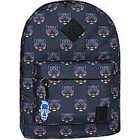 Рюкзак городской повседневный (дизайн) 17 л. рюкзак с принтом стильный