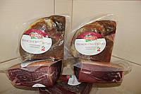 Мясо сыро-вяленное Prosciutto Crudo Прошуто Крудо из Италии, фото 1
