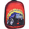 Рюкзак Bagland Turtle 17 л. чорний 660 (0013466)