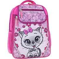 Рюкзак школьный Bagland Отличник 20 л. 143 малина 684 (0058070), фото 1