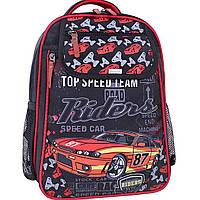 Рюкзак школьный Bagland Отличник 20 л. черный 668 (0058070), фото 1