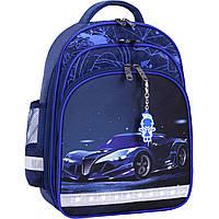 Рюкзак школьный Bagland Mouse 225 синий 248к (00513702), фото 1