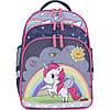 Рюкзак школьный Bagland Mouse 143 серый 680 (00513702)