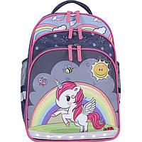 Рюкзак школьный Bagland Mouse 143 серый 680 (00513702), фото 1