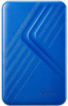 """HDD ext 2.5"""" USB 2.0TB Apacer AC236 Blue (AP2TBAC236U-1)"""