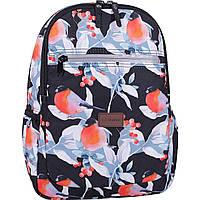 Рюкзак городской женский на каждый день, прогулочный 13 л. Black, рюкзак дошкольный девочке мини размер