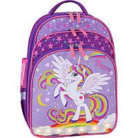 Рюкзак школьный Bagland Mouse фиолетовый 674 (00513702), фото 1