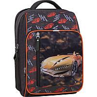 Рюкзак школьный Bagland Школьник 8 л. хаки 666 (0012870), фото 1