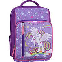 Рюкзак школьный Bagland Школьник 8 л. фиолетовый 674 (0012870), фото 1