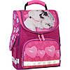 Рюкзак школьный каркасный12 л. Stars  crimson hearts 593
