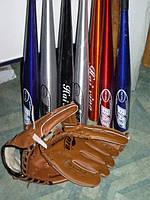 Бита бейсбольная алюминиева 20 дюймов