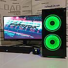 Игровой системный блок core i3 10100f+gtx 1060 3гб+ddr4 8gb, фото 3