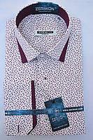 Приталенная рубашка ZERMON