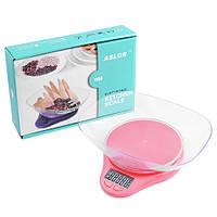 Весы кухонные 116A, 5кг (1г), чаша