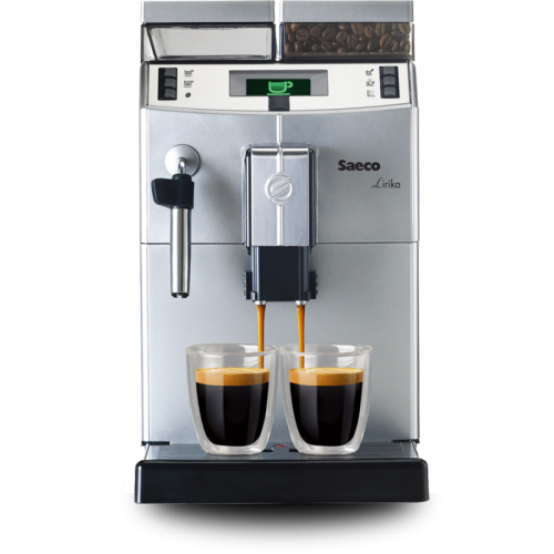 Кофемашина Saeco Lirika Plus Cappuccino 10004477