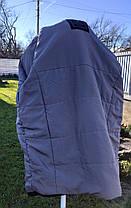 Чоловіча куртка утеплена Розмір L ( Р-229), фото 3