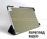 Женский чехол с бабочками Samsung Galaxy Tab A7 10.4 2020 Silver (Sm T500 T505) Ivanaks Tri Fold Butterflies, фото 4