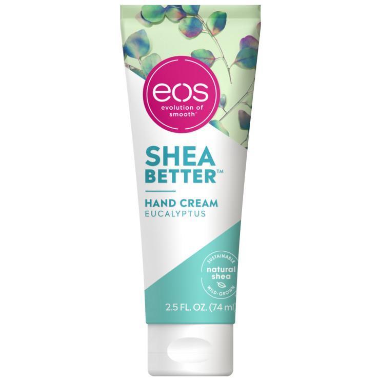 EOS крем для рук Eucalyptus 74 мл