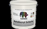 Фасадная краска с металлическим эффектом Capadecor Metallocryl Exterior 10 л, фото 1