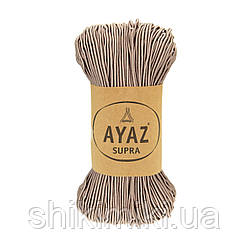 Фантазийный шнур Ayaz SUPRA, цвет Мокка