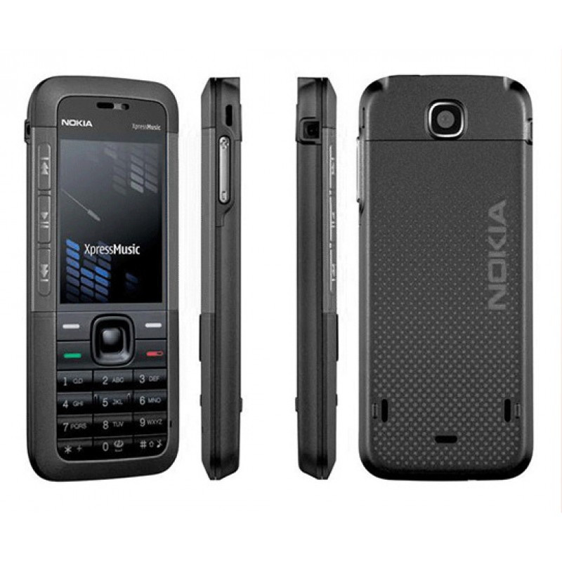 Nokia 5310 black REF