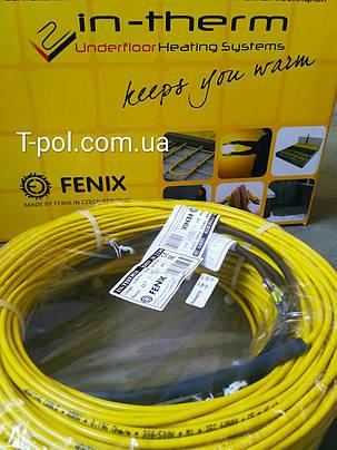 Двужильный экранированный нагревательный кабель adsv20 In-therm 1580 вт, 79 м, фото 2