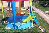 Дитяча гірка Keter Boogie Slide ( Without Base ) Light-Green with Turquoise ( світло/зелений бірюзовий ), фото 9