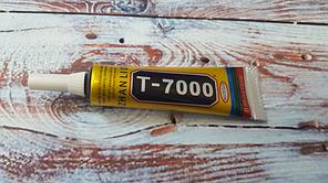 Клей T7000 черный гелевый, 15ml, Zhanlida, поступление 2021 года