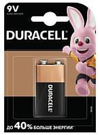 Батарейка Duracell 6LR61 (крона) MN1604 1шт