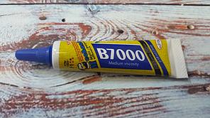 Клей B7000 прозрачный гелевый, 15ml, Mechanic, поступление 2021 года