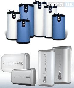 Бойлеры и водонагреватели