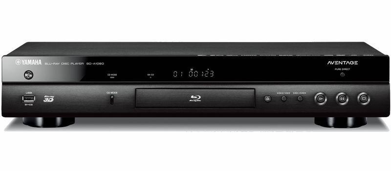 Blu-ray плеер Yamaha BD-A1060 Black