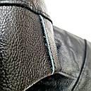 Кожаные тапочки мужские 42, фото 4