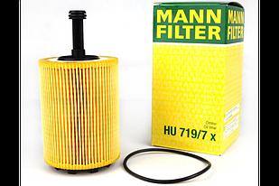 Фильтр масляный VW T5 1.9 / 2.5 MANN-FILTER (Германия)