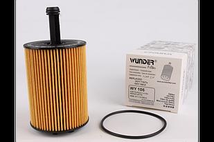 Фильтр масляный VW T5 1.9 / 2.5 WUNDER