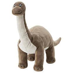 М'яка іграшка IKEA JATTELIK динозавр/бронтозавр 55 см (304.711.69)